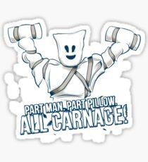 All Carnage! Sticker