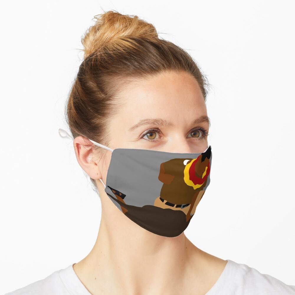 Chilligans Island Mask