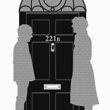The Address is 221B Baker St by loveginger