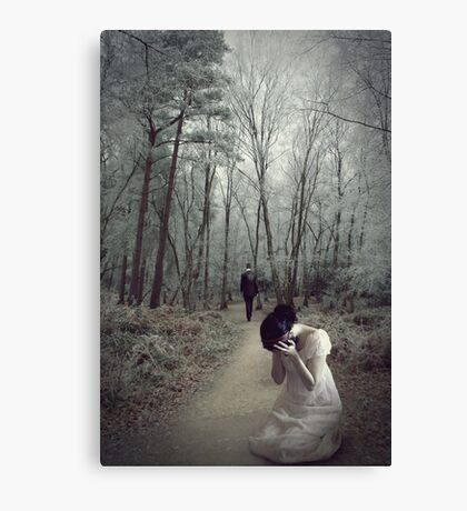 Nothing Compares To You... Canvas Print