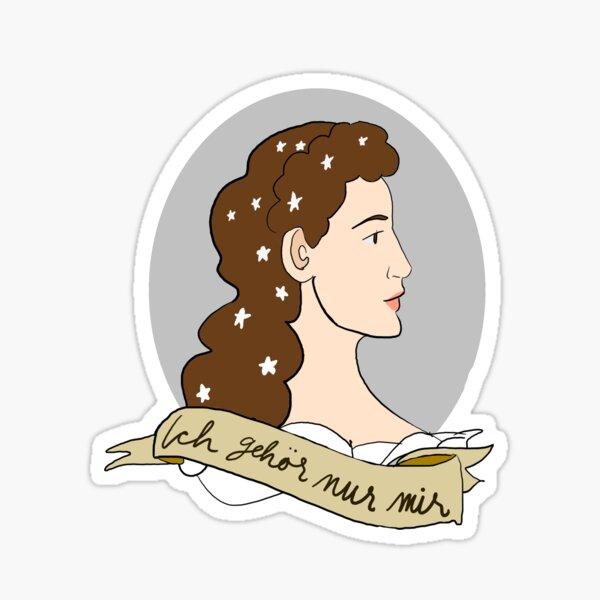 Lizzy Sticker