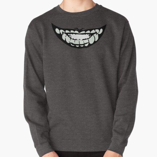 Punch's Grin Pullover Sweatshirt
