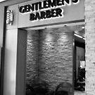 Gentlemen's Barber by livelearn50