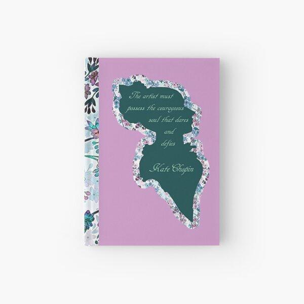 Literary Ladies - Kate Chopin Hardcover Journal