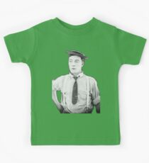 oh buster .  Kids Tee