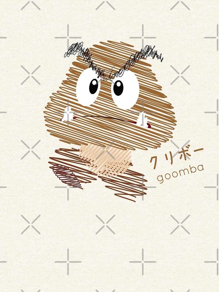goomba -scribble- by cucupan