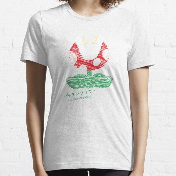 piranha plant -scribble- Essential T-Shirt