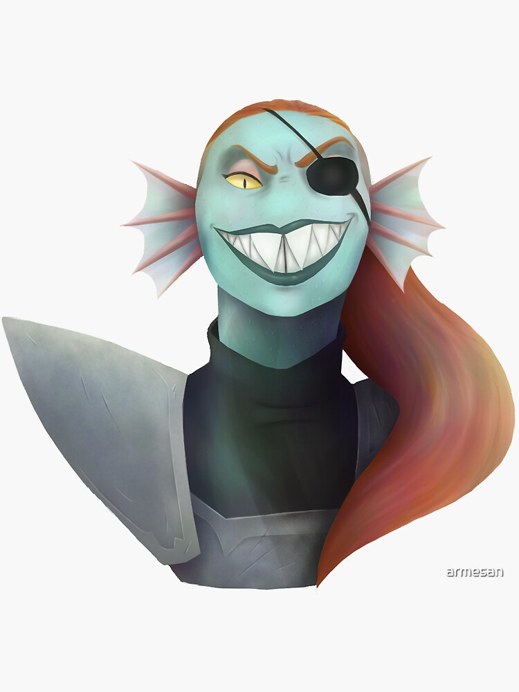 Undyne by armesan