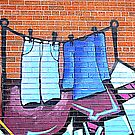 Graffiti Washing by PPPhotoArt