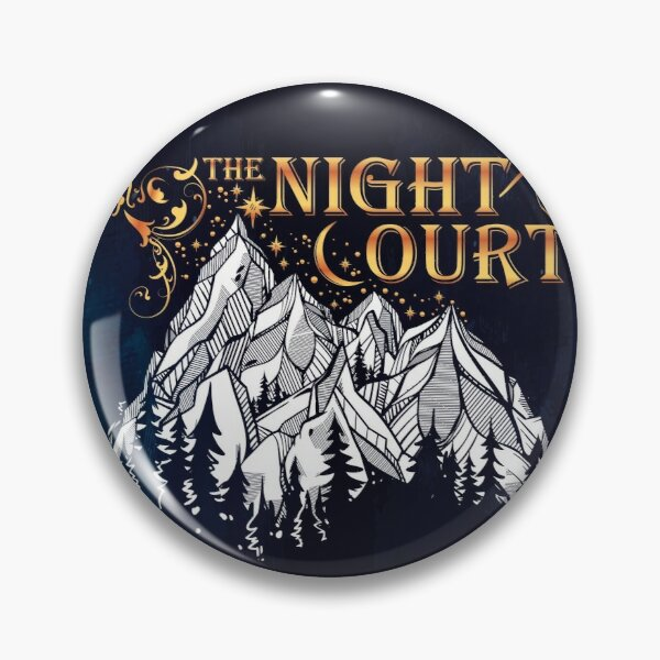 A Court of Wings and Ruin, The Night Court Pin