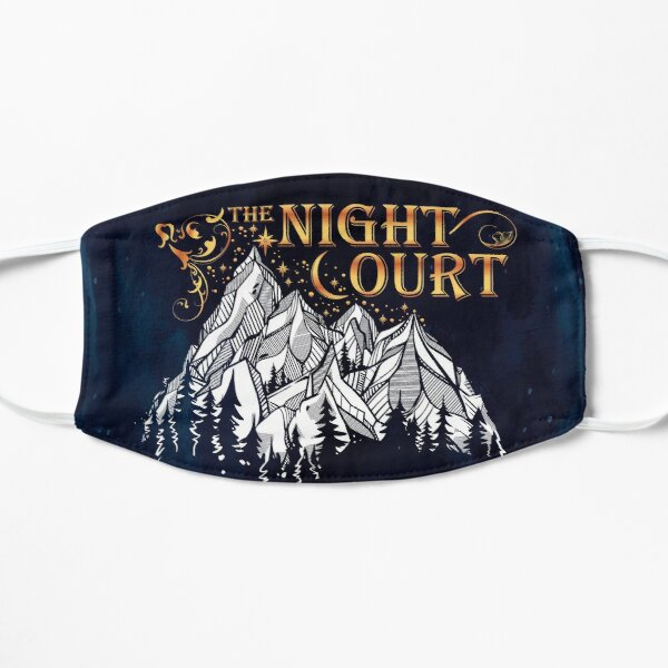 A Court of Wings and Ruin, The Night Court Mask