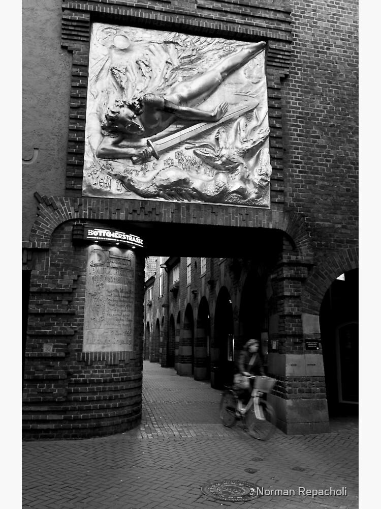 Duck and weave - Bremen, Germany by keystone