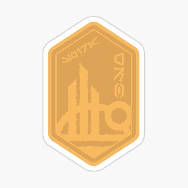 Galaxy's Edge Spira Sticker