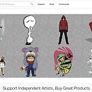 17 May 2012 by The RedBubble Homepage