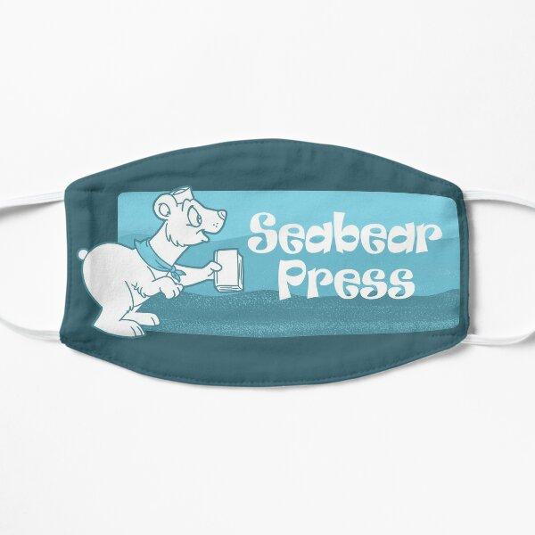 Seabear Press Bear Logo Small Mask