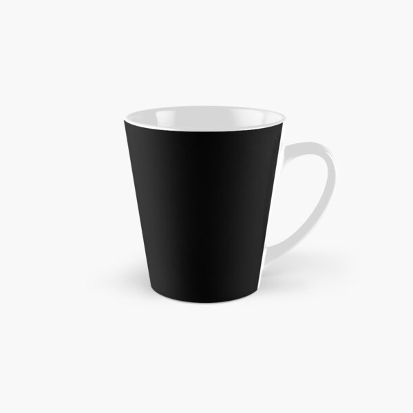 Burnout - Black Background Version Tall Mug