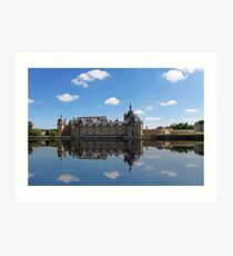 Chantilly  Art Print