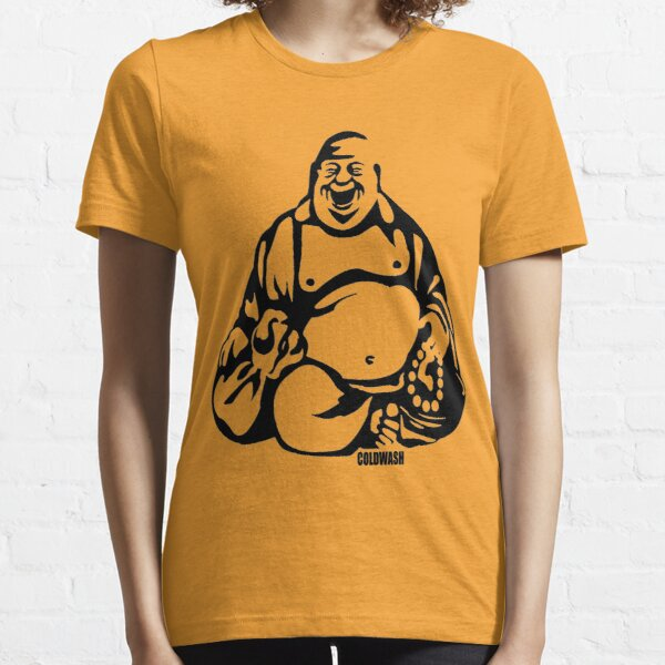 LAUGHING BUDDHA Essential T-Shirt