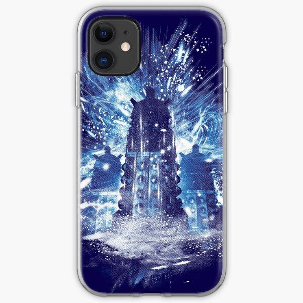 exterminate storm iPhone Soft Case