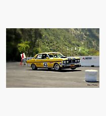 Ford GT Falcon Photographic Print