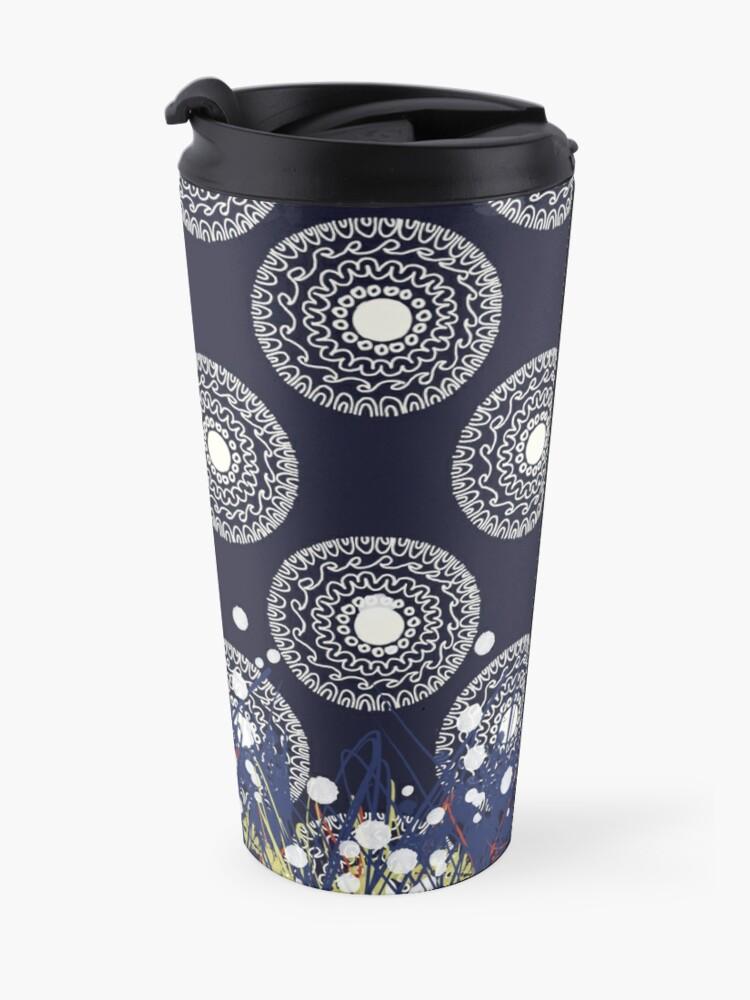 Alternate view of Amelia Shepherd Scrub Cap Travel Mug