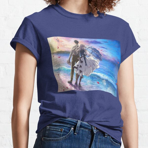 Violet Evergarden the Movie Classic T-Shirt