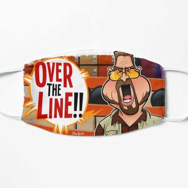 Over the Line Mask