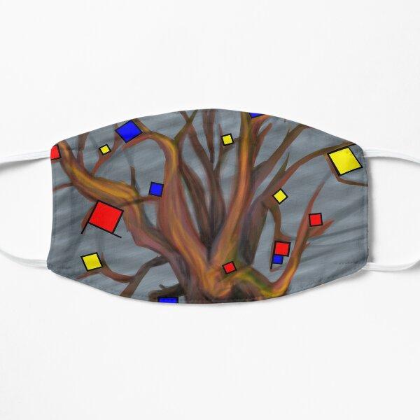 Mondrian - De Stijl Tree Mask