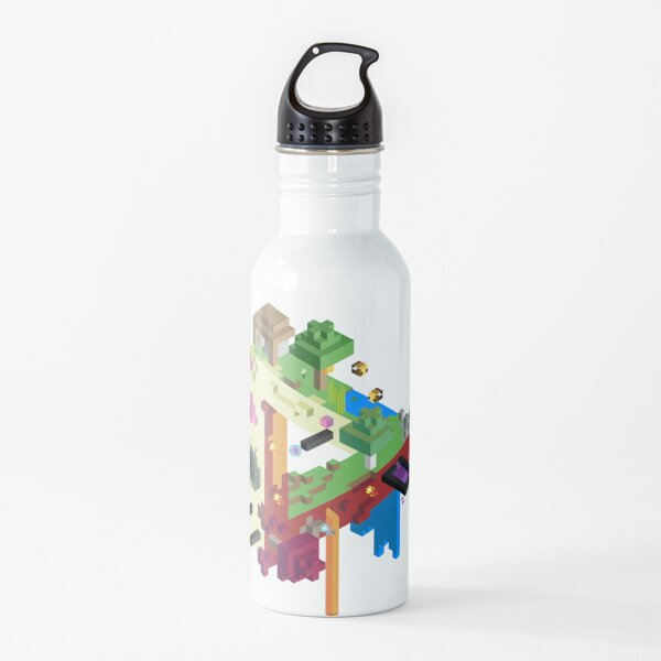 The Three Realms Water Bottle