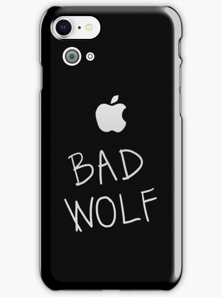 Bad Wolf (IPhone) by KanaHyde