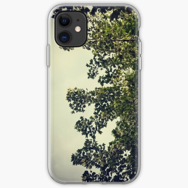 Trees iPhone Soft Case