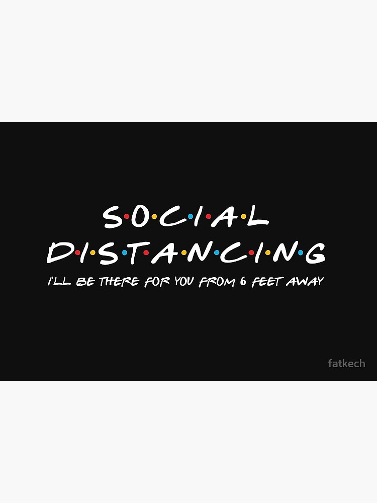 social distancing by fatkech