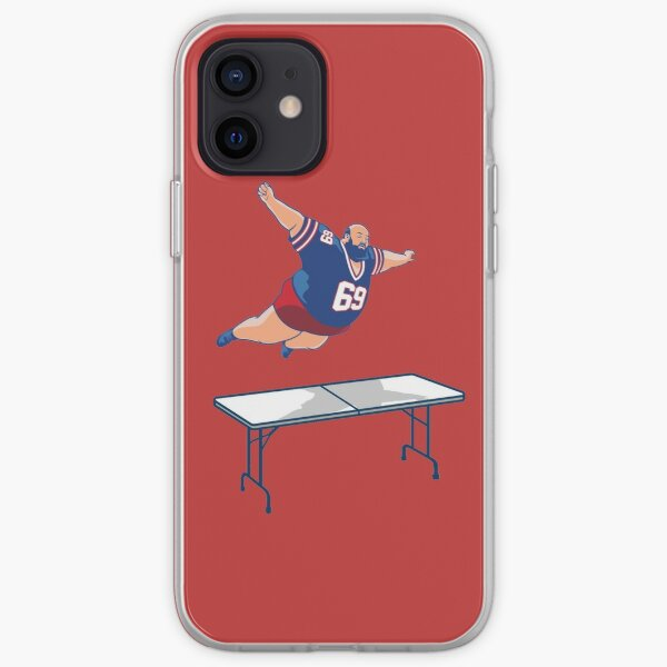 Bills Mafia Buffalo Bills Superfan table dive Design iPhone Soft Case