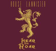 I'm a Lannister - Hear Me Roar 2