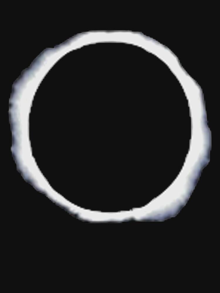 eclipse moon  | Unisex T-Shirt
