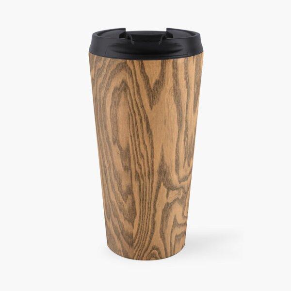 Wood 4 Travel Mug