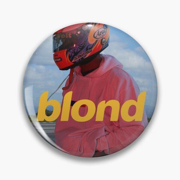Frank Ocean Poster, Art Print, Etc. - Blonde Aesthetic  Pin