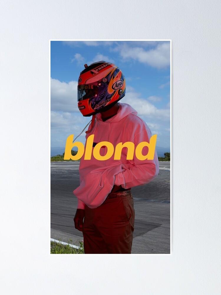 Alternate view of Frank Ocean Poster, Art Print, Etc. - Blonde Aesthetic  Poster