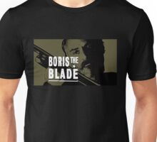 Boris the Blade Unisex T-Shirt