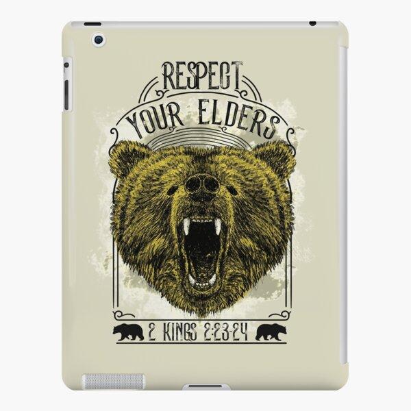Respect Your Elders iPad Snap Case