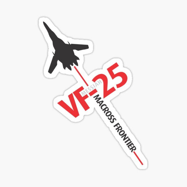 VF-25 Sticker