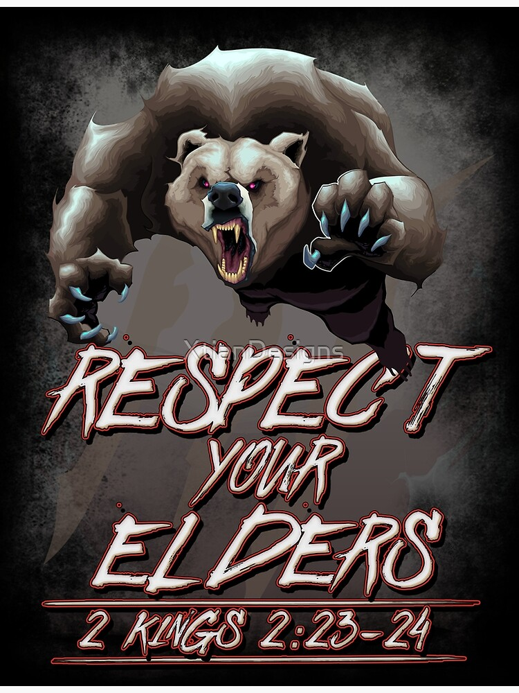 Respect Your Elders (Comic) by XtianDesigns
