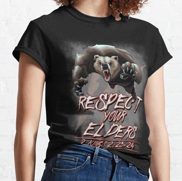 Respect Your Elders (Comic) Classic T-Shirt