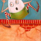 The Fall of Humpty Dumpty by Sandy Taylor