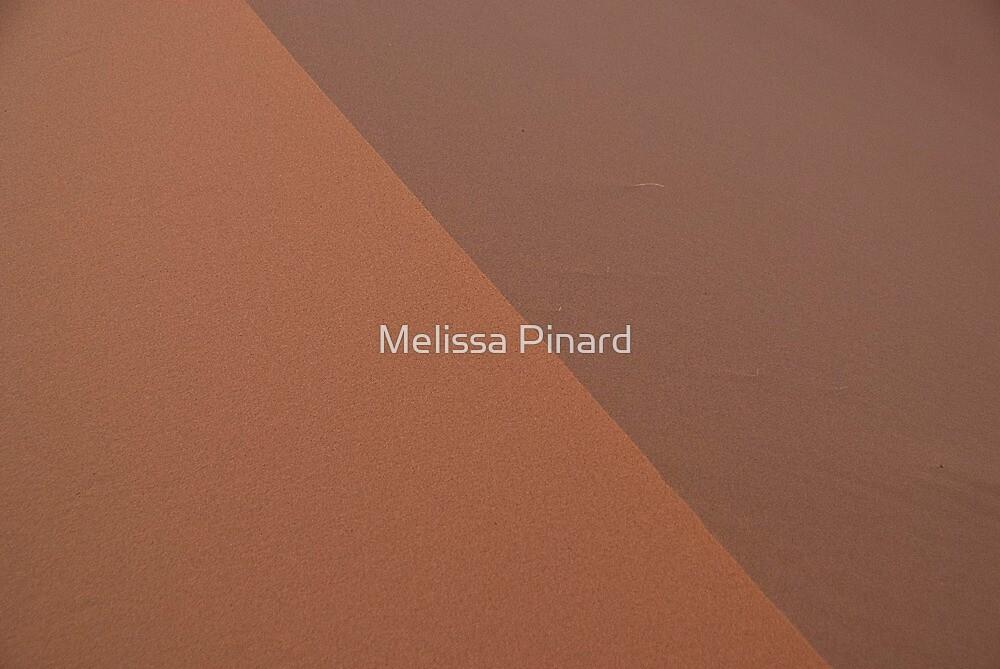 Sand Dune by Melissa Pinard