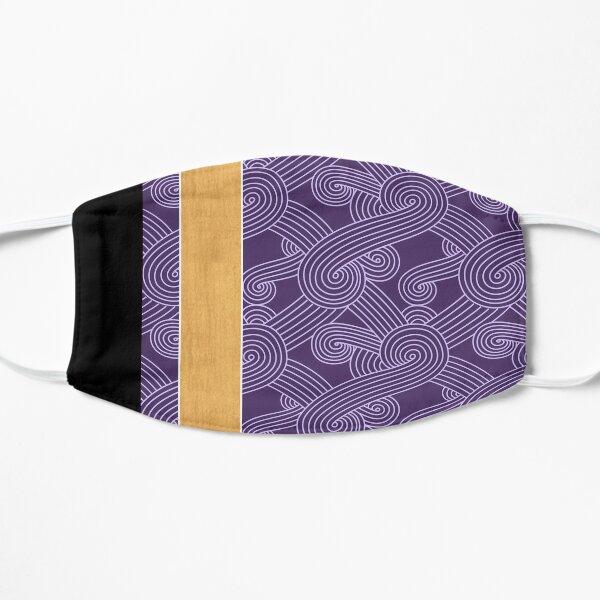 Quarian Swirls Mask