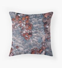 Ancient Universe: 2 by Bradley D. Blalock Throw Pillow