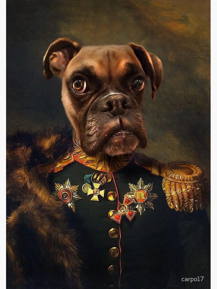 Boxer Dog Portrait - Rocky by carpo17