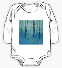 Bluebells, Challock One Piece - Long Sleeve