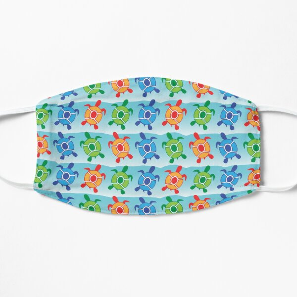 Sea Turtle Crawl Mask